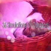 36 Simulations Of Outdoors by Baby Sleep Sleep