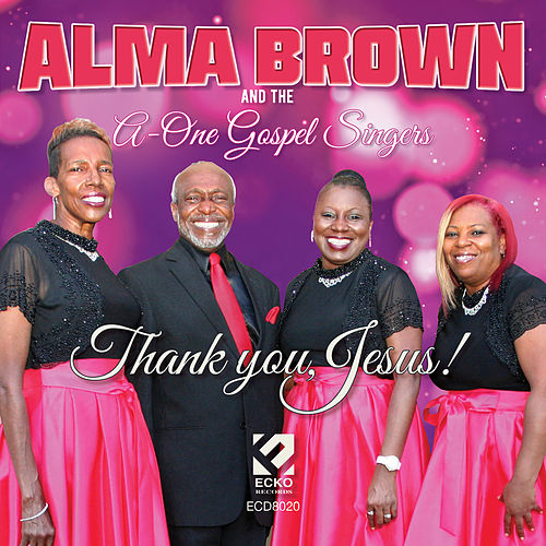 Thank You Jesus by Alma