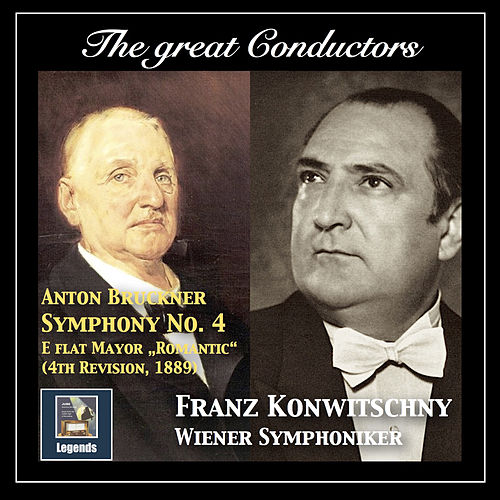 The Great Conductors: Franz Konwitschny (Remastered 2017) by Wiener Symphoniker
