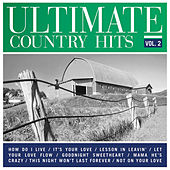 Ultimate Country Hits Vol. 2 de Various Artists