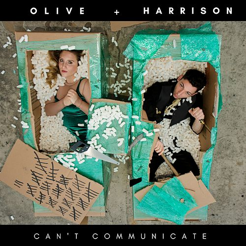 Can't Communicate by Olive