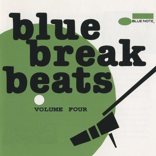 Blue Break Beats Vol. 4 by Various Artists