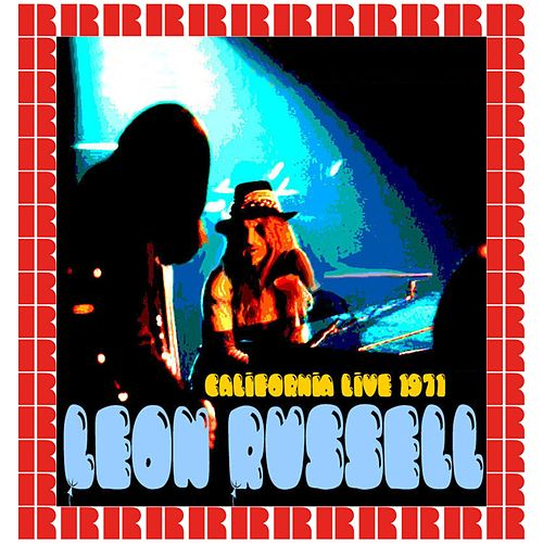 Leon Russell And Friends 1971 von Joe Cocker