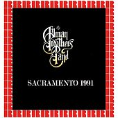 1991-10-05 Cal Expo Amphitheater Sacramento, CA de The Allman Brothers Band