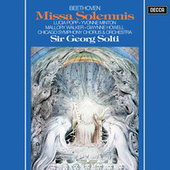 Beethoven: Missa Solemnis de Sir Georg Solti