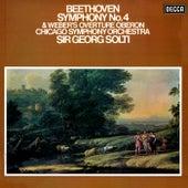 Beethoven: Symphony No. 4 / Weber: Overture