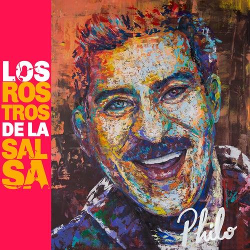 Los Rostros de la Salsa by Tito Rojas