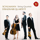 Schumann: The String Quartets de Stradivari Quartett
