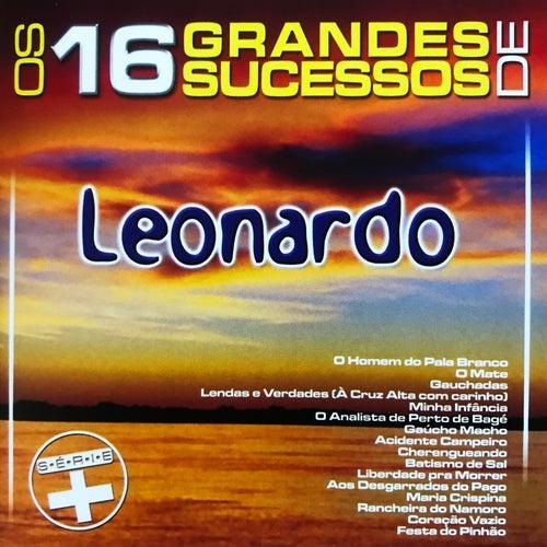Os 16 Grandes Sucessos de Leonardo - Série + by Leonardo