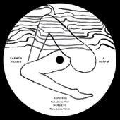 Borders / Red Desert Remixes by Carmen Villain