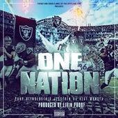 One Nation (feat. Purp Reynolds, Big Jess & Ren Da Heatmonsta) by Tha Spitflame Fam