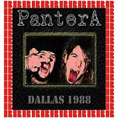 The Basement, Dallas, TX, USA, 20/12/1988 by Pantera