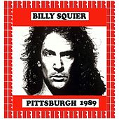 Syria Mosque Pittsburgh, Pa, U.S.A. November 24, 1989 by Billy Squier