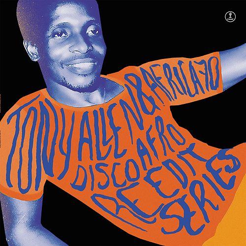 Disco Afro Reedit Series by Tony Allen