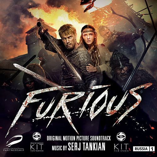 Furious (Original Motion Picture Soundtrack) by Serj Tankian