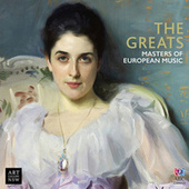 The Greats: Masters Of European Music von Various Artists
