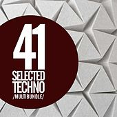 41 Selected Techno Multibundle - EP by Various Artists