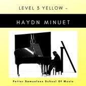 HAYDN Menuett by Petter Samuelsen School Of Music
