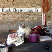 Étude Électronique IX - A French Way of Deep House von Various Artists