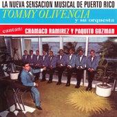 La Nueva Sensacion Musical De Puerto Rico by Tommy Olivencia Y Su Orquesta