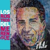 Los Rostros del Merengue by Kinito Méndez