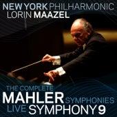 Mahler: Symphony No. 9 de New York Philharmonic