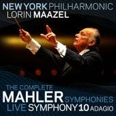 Mahler: Symphony No. 10 Adagio by New York Philharmonic