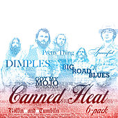 Six Pack - Canned Heat by Canned Heat