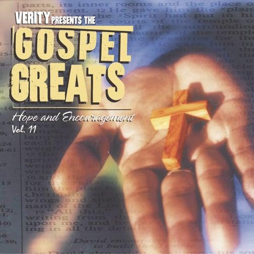 Verity Gospel Greats Vol. 11: Hope & Encouragement by Various Artists