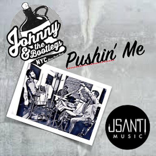 Pushin' me (feat. Jeff Berner) by Johnny