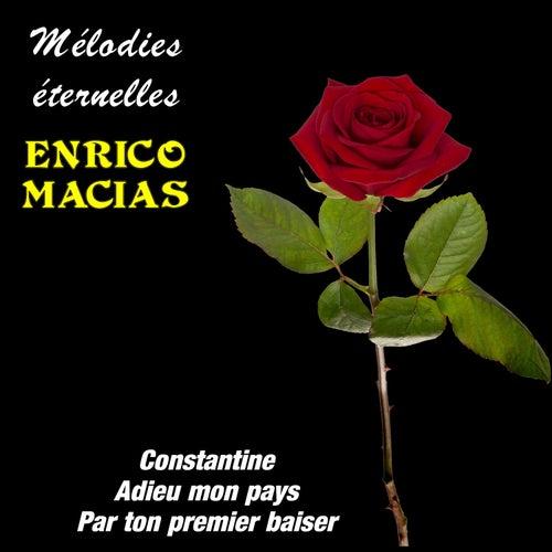 Mélodies éternelles de Enrico Macias