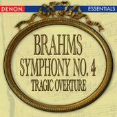 Brahms: Symphony No. 4 - Tragic Overture by Various Artists