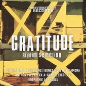 Irievibrations: Gratitude Riddim Selection von Various Artists