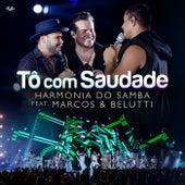 Tô Com Saudade (Participação Especial Marcos & Belutti) de Harmonia Do Samba