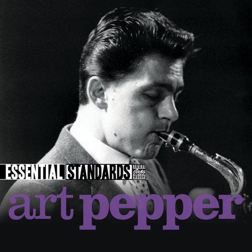 Essential Standards by Art Pepper
