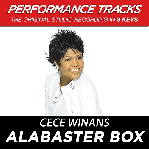 Alabaster Box (Premiere Performance Plus Track) by Cece Winans