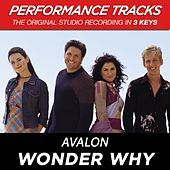 Wonder Why (Premiere Performance Plus Track) by Avalon