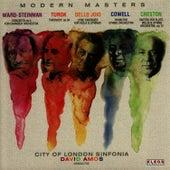 Ward-Steinman, Turok, Dello Joio, Cowell, Creston: Modern Masters von The City Of London Sinfonia