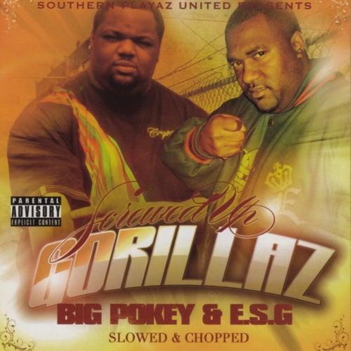 Screwed Up Gorillaz - Slowed & Chopped by Big Pokey