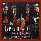 Giants of Ragtime von Great Scott!