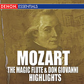 Mozart: The Magic Flute & Don Giovanni - Highlights by Various Artists