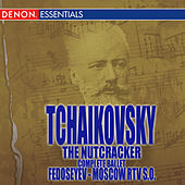 Tchaikovsky: The Nutcracker: Complete Ballet von Moscow RTV Symphony Orchestra