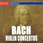 Bach: Concerto for 2 Violins & Violin Concertos Nos. 1, 2 by Eugen Duvier