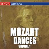 Mozart: Dances Vol. 1 von Capella Istropolitana