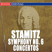 Johann Wenzel Stamitz: Symphony No. 6, Op. 4 - Flute & Clarinet Concertos by Various Artists