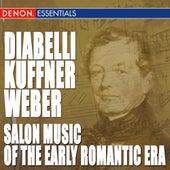 Diabelli - Kuffner - Weber: Salon Music of thr Early Romantic Era by Artaria Trio