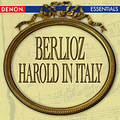 Berlioz: Harold in Italy by Moscow RTV Symphony Orchestra