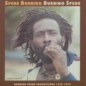Spear Burning de Burning Spear