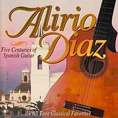 Five Centuries Of Spanish Guitar by Alirio Diaz