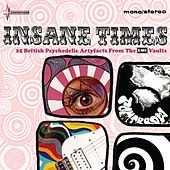 Insane Times - 25 British Psychedelic Artefacts From The EMI Vaults von Various Artists